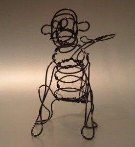 The Wire Monkey is loose in Philadelphia!